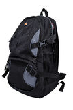 Hiking backpack Stock Images