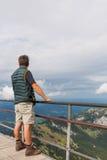 Hiking in Bavaria Royalty Free Stock Photos
