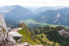 Hiking in Bavaria Royalty Free Stock Photos