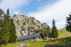 Hiking in Bavaria Stock Images