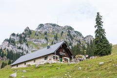 Hiking in Bavaria Royalty Free Stock Photography