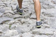Hiking boot Royalty Free Stock Photos
