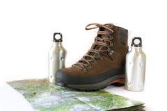 Hiking boot Stock Image