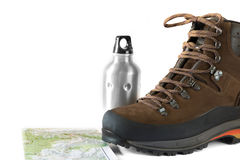 Hiking boot Stock Photos