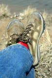Hiking Boots Stock Photos