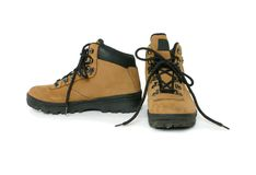 Free Hiking Boots Royalty Free Stock Photography - 8971537