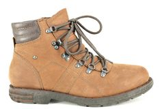 Hiking boots on white Stock Image