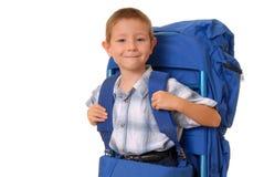 Hiking Boy 2 Royalty Free Stock Image
