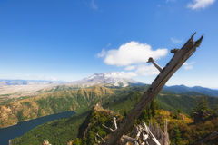 Free Hiking Castle Peak In Gifford Pinchot National Forest Stock Photo - 93824110