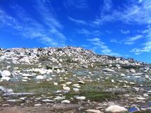 Mount Kosciuszko  Stock Images