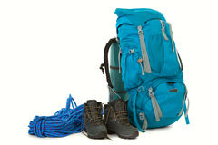 Hiking gear Royalty Free Stock Image