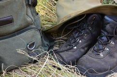 Hiking Gear Stock Photo