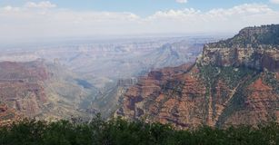 The Grand Canyon royalty free stock photography
