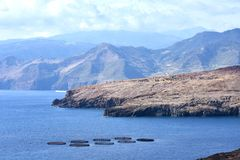 Madeira, Portugal Royalty Free Stock Images