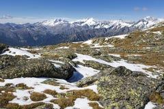 Hiking in the Italian alps, Europe Stock Photos