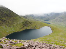 Hiking in kerry, Ireland Royalty Free Stock Photography