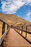 Hiking on Madeira Royalty Free Stock Photography