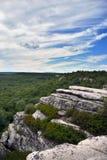 Hiking at Minnewaska State Park Royalty Free Stock Photos