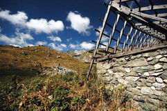 Hiking on the Mount Korab Royalty Free Stock Images