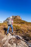 Hiking in National Parks Australia Royalty Free Stock Photo