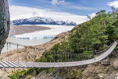 W-Circuit Torres Del Paine, Chile royalty free stock photo