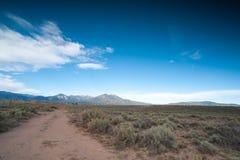 Taos Gorge, Taos New Mexico Royalty Free Stock Photography