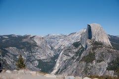 Hiking panaramic train in Yosemite Royalty Free Stock Photos