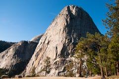 Hiking panaramic train in Yosemite Stock Photo