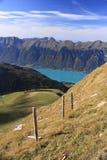 Hiking paradise Royalty Free Stock Photo