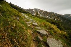 Hiking path Royalty Free Stock Image