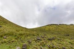 Hiking Path in Corvo