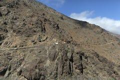Toubkal Mountain Trail royalty free stock images