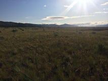 Hiking in the scenic beautiful Kamloops mountains. Hike in the Scenic Kamloops mountains Stock Photography