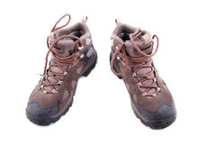Hiking shoe Royalty Free Stock Images