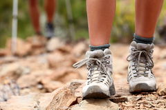 Free Hiking Shoes Royalty Free Stock Images - 22730849