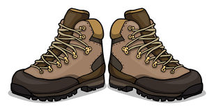 Free Hiking Shoes Royalty Free Stock Photo - 65431815