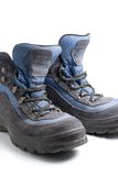 Hiking shoes Stock Images