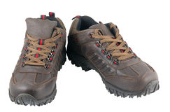 The Hiking shoes Stock Photo