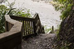 Hiking Steps Royalty Free Stock Photo