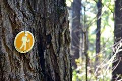 Hiking Symbol Stock Photos