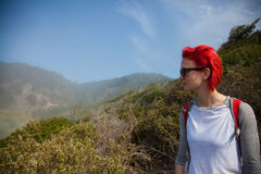 Hiking time Royalty Free Stock Photography
