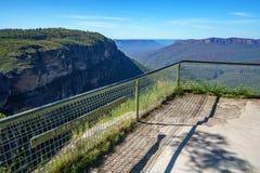 Hiking to gordon falls lookout, blue mountains, australia 13. Hiking to gordon falls lookout, blue mountains national park, australia stock image