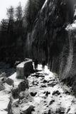 Hiking trail Stock Image