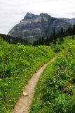 Hiking trail Royalty Free Stock Images