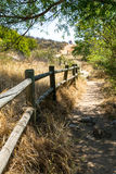Hiking Trail Royalty Free Stock Photo