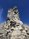 Hiking in Utah Royalty Free Stock Photo