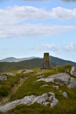 Hiking in West Cork Stock Image