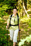 Hiking In The Wild Nature Royalty Free Stock Photos