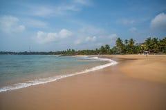 Hikkaduwa beach, Sri Lanka Stock Photos