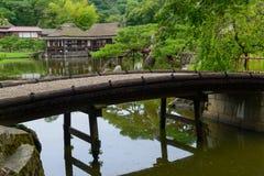 Hikone Castle σε Shiga, Ιαπωνία Στοκ φωτογραφίες με δικαίωμα ελεύθερης χρήσης